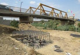 پل جزمان هلیلان دهه فجر به بهرهبرداری میرسد