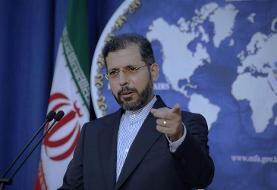 واکنش خطیبزاده به توئیت وزیر خارجه سوئد درباره « احمدرضا جلالی»