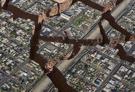 ساخت و ساز ساختمانهای مهم در حریم گسلهای مشهد ممنوع شد