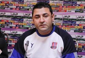 فاضلی: حواشی بر اصل فوتبال غالب شده است