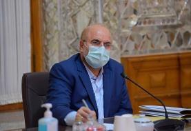 رییس مجلس تحریم واکسن کرونا برای اسرا و زندانیان فلسطینی را محکوم کرد
