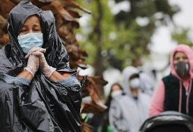 آمار جهانی ابتلا به کرونا از ۶۰ میلیون نفر گذشت | ۴ کشور همچنان ...