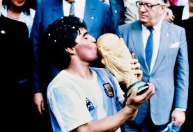 (تصاویر) دیگو مارادونا؛ خداوند فوتبال جهان فوتبال درگذشت