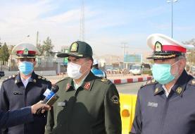 کاهش ۳۰درصدی تردد در کردستان با اجرای طرح محدودیت های کرونایی