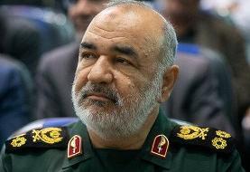 ببینید | واکنش فرمانده کل سپاه به ادعای احتمال حمله آمریکا به ایران