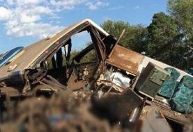 تصادف مرگبار در برزیل/ دست کم ۴۱ تن کشته شدند