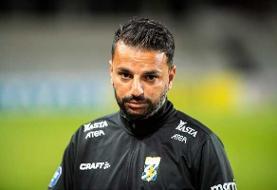 یک ایرانی سرمربی تیم فوتبال سوئد شد