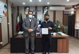 جذب محسن مدهنی در یکی از شرکتهای پتروشیمی خوزستان