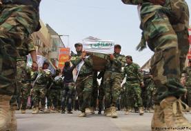 نوزده شبهنظامی مورد حمایت ایران در سوریه کشته شدند