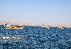 (تصاویر) رزمایش دریایی بسیج با ۱۰۰۰ قایق