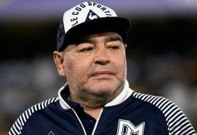 آخرین تصاویر از زمان زنده بودن مارادونا+ فیلم