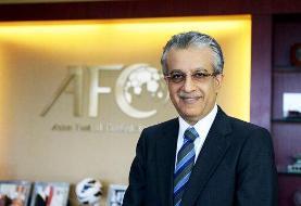 شیخ سلمان: منتظر فینال لیگ قهرمانان آسیا هستم