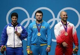 IOC رسما اعلام کرد: نواب نصیر شلال قهرمان المپیک لندن است/ اهدای مدال ...