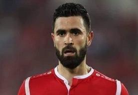 محرومیت مادام العمر مهاجم سرشناس فوتبال سوریه