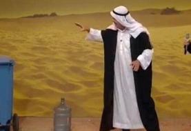 ببینید | تلویزیون رژیم صهیونیستی امارات را به سخره گرفت