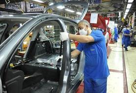 استمرار تولید خودرو با اجرای دقیق شیوه نامههای بهداشتی