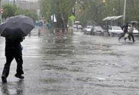 آسمان خوزستان تا هفته آینده بارانی است