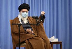 ببینید | واکنش اخیر رهبر انقلاب به یاوهگوییهای اروپاییها درباره قدرت موشکی ایران!