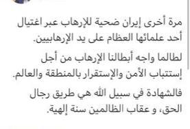 ظریف: مجازات ظالمان، سنت الهی است