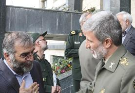 (تصاویر) شهید محسن فخریزاده