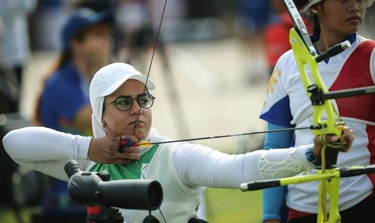 زهرا نعمتی، بانوی المپیکی ایران هم کرونا گرفت