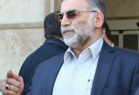 ایران: نشانههای جدی مسئولیت اسرائیل در ترور شهید فخری زاده وجود دارد