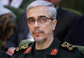 واکنش عالیترین فرمانده نظامی کشور به ترور محسن فخری زاده