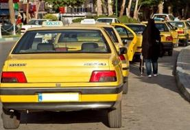 تاکسیهای تهران اسپانسر تبلیغاتی میگیرند
