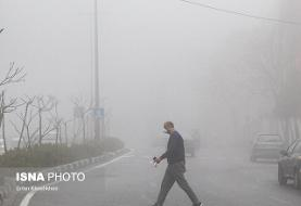 بارش برف و باران در بیشتر استانهای کشور/تهران برفی میشود