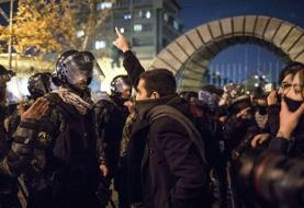 شاخصهای اقتصادی در اعتراضهای خیابانی ایران
