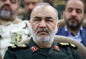 سردار سلامی: انتقام از عاملان ترور شهید فخری زاده در دستور کار قرار گرفت
