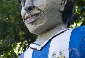 عکس | دلیل خواهش دیهگو در وصیتش مشخص شد | زشتترین مارادونای تاریخ را ببینید