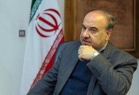 دیدار وزیر ورزش و جوانان با سفیر ایران در ژاپن درباره المپیک