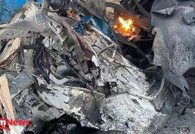 جزئیات جدید از عملیات ترور شهید فخریزاده | انفجار خودرو پیش از تیراندازی| عکسهای متفاوت از ...