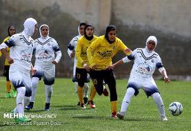 نماینده کردستان با ۵ گل تیم بوشهر را بدرقه کرد