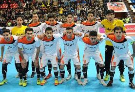 منصوری قرچک به دنبال مدعی شدن دوباره در لیگ برتر فوتسال