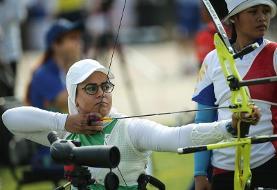 زهرا نعمتی، قهرمان پارالمپیک کرونا گرفت