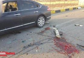 ببینید | تصاویری رعبانگیز و تلخ از جزئیات ترور شهید فخریزاده