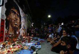 مارادونا؛ از انتقام دست خدا تا کوکایین