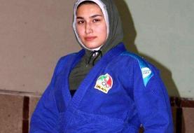 رفتار عجیب تلویزیون با دختر ورزشکار ایرانی