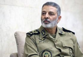واکنش فرمانده ارتش به ترور فخریزاده
