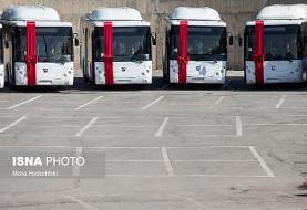 زمین گیری ناوگان اتوبوسرانی پایتخت در صورت عدم کمک دولت