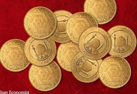 قیمت طلا و سکه در بازار امروز ۷ آذرماه