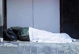 گرمخانه اراک در روزهای سرد پذیرای آقایان بیخانمان است