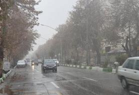 جادههای این ۲۳ استان برفی و بارانی خواهد شد