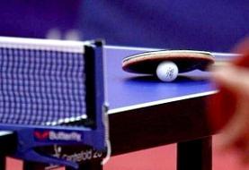آغاز فعالیتهای آموزشی فدراسیون تنیس روی میز بعد از ۹ ماه