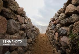 (تصاویر) حیله ور، روستای زیرخاکی