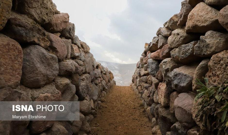 تصاویر حیله ور، روستای زیرخاکی