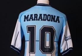 ببینید | توضیحات جنجالی دیپلمات ایرانی ملاقاتکننده با مارادونا درباره پیراهنی که احمدینژاد ...