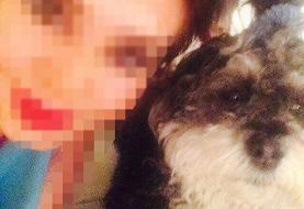 زن آزارگر، صحنه شکنجه سگی را در فضای مجازی منتشر کرد!